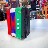Kids Accordion- Red/ Green
