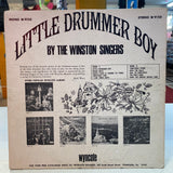 The Winston Singers - Little Drummer Boy (Vinyl)