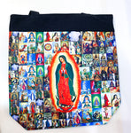 Virgen de Guadalupe Bag
