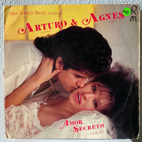New Variety Band - Amor Secreto (Vinyl)