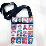 Frida Kahlo Cross Bag
