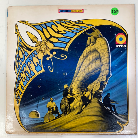 Iron Butterfly - Heavy (Vinyl)