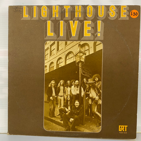 Lighthouse - Live (Vinyl)