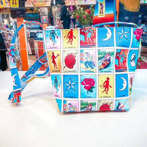 Loteria Crossbody Purse