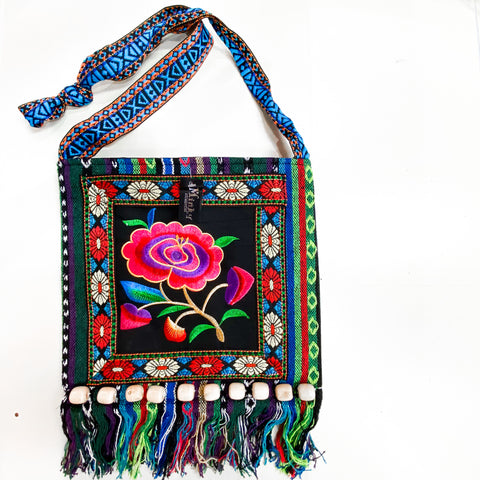 Sarape Cross Body Bag