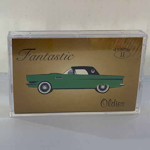 Fantastic Oldies Vol II (Cassette)