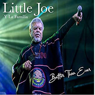 Little Joe Y La Famila - Better Than Ever (En Vivo) (CD)