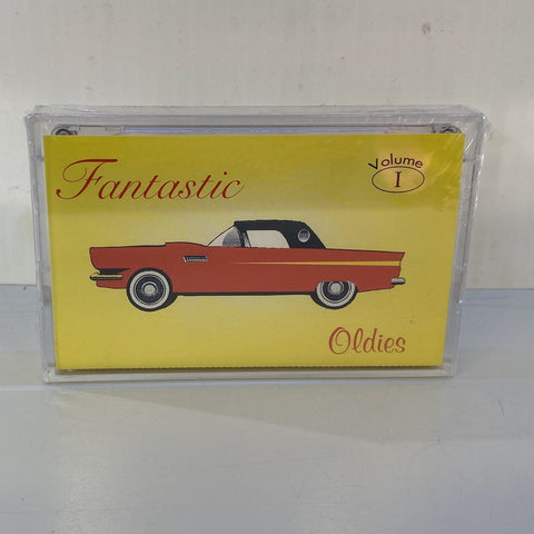 Fantastic Oldies Vol I (Cassette)