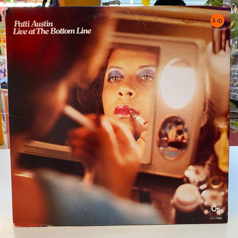 Patti Austin - Live At The Bottom Line (Vinyl)