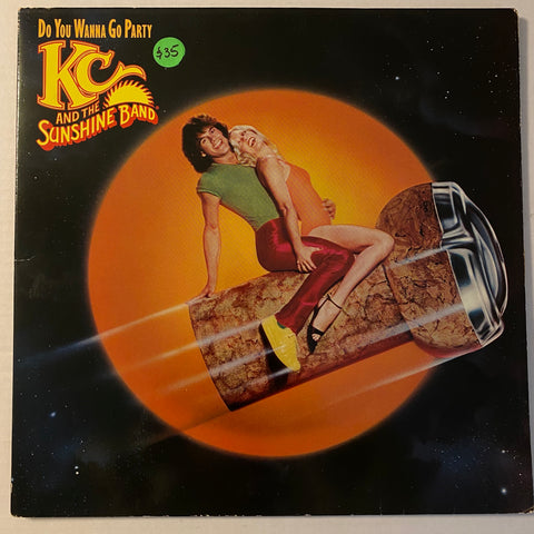 KC & The Sunshine Band - Do You Wanna Go Party(Vinyl)