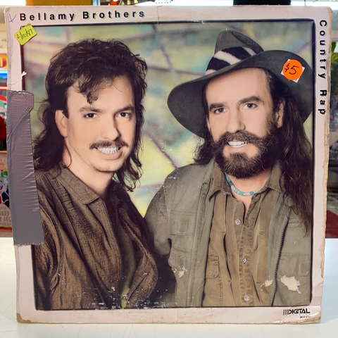 Bellamy Brothers - Country Rap (Vinyl)