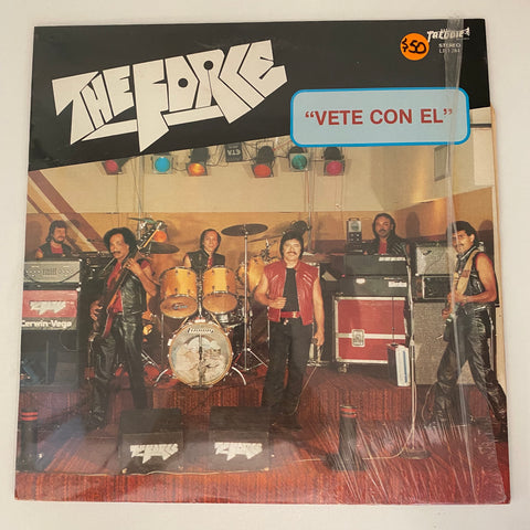 The Force ‎– Vete Con El (Vinyl)
