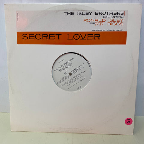 Isley Brothers - Secret Lover