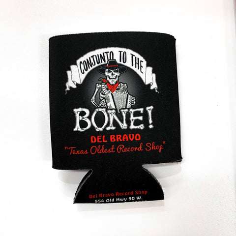 Conjunto to the Bone Koozie