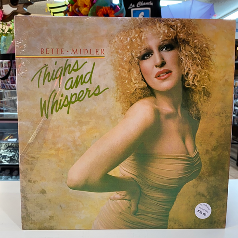 Bette Midler ‎– Thighs And Whispers (Vinyl)