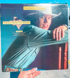 George Strait- Strait From The Heart Vinyl
