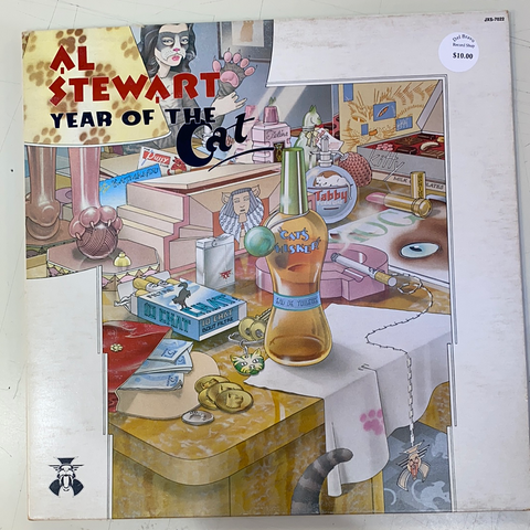 Al Stewart - Year Of The Cat (Vinyl)