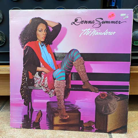 Donna Summer - The Wanderer (Vinyl)