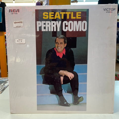 Perry Combo - Seattle (Vinyl)