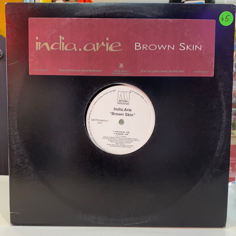 India.Arie - Brown Skin (Vinyl)