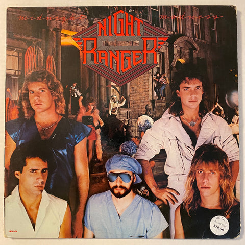 Night Ranger - Midnight Madness (Vinyl)