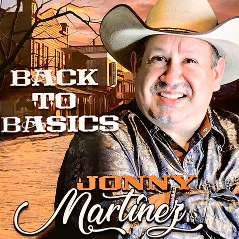Jonny Martinez y Grupo Bravo - Back To Basics (CD)