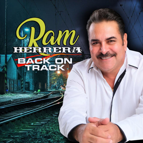 Ram Herrera - Back On Track (CD)