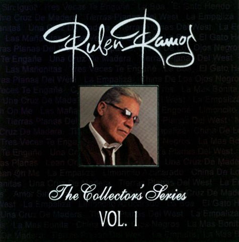 Ruben Ramos - The Collector's Series  Vol. 1 (CD)