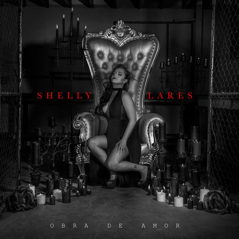 Shelly Lares - Obra De Amor (CD)