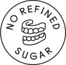 No Refined Sugards