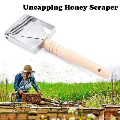The Honey Uncapping Scraper