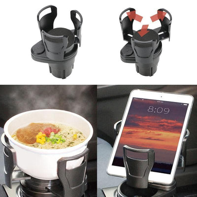 Multifunctional Vehicle-mounted Drink Holder
