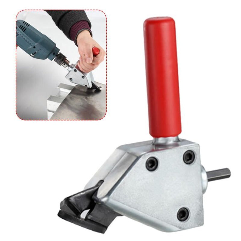 Nibbler Drill Attachment