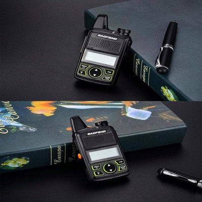 Walkie Talkie Two Way Radios Tranceiver Communicator