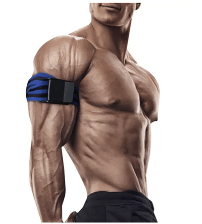 Occlusion Training Blood Flow Restriction Bands