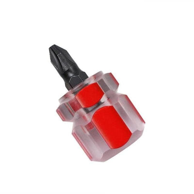 Mini Magnetic Screwdriver - Philips and Slotted Head