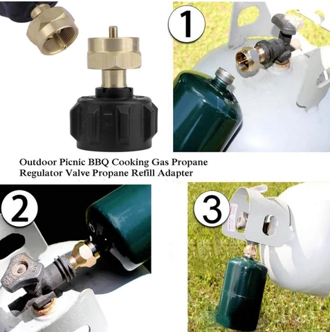 high-quality Money Saver Propane Refill TOOL Adapter THE EASY FILL