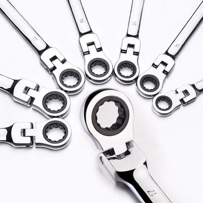 Combination Wrench Set - 5pc, 7pc, 12pc