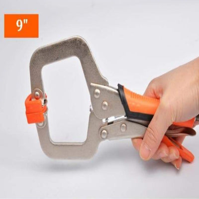 Face Clamp for Metalworking - 6/9/11/14/18-inch