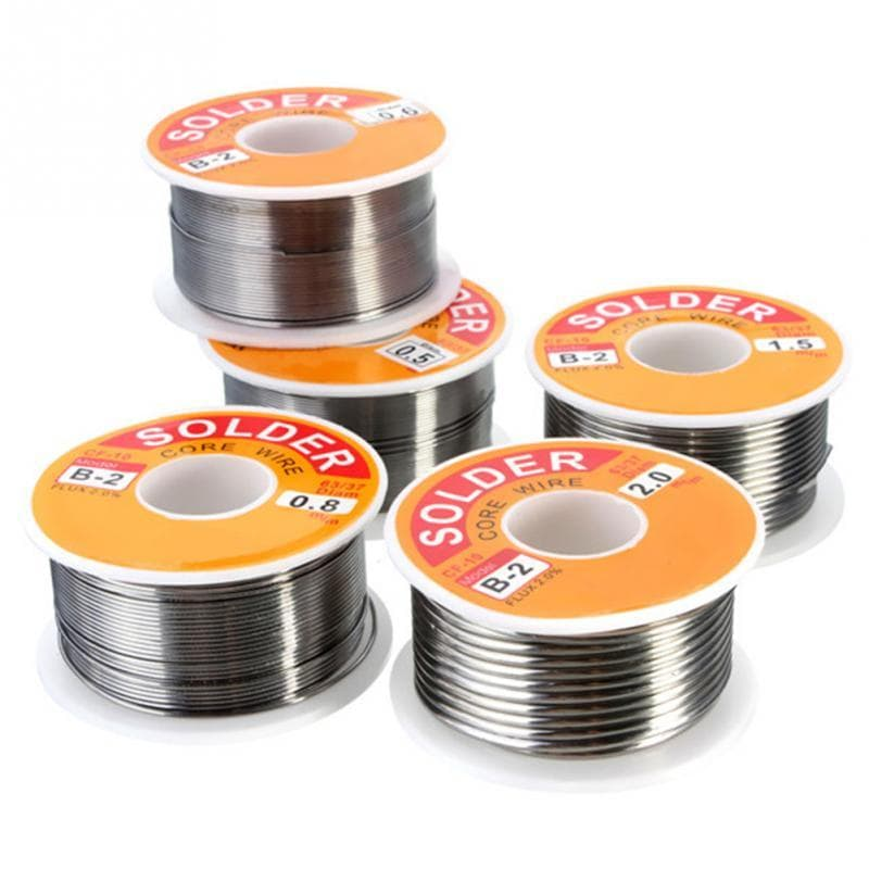 0.5/0.6/0.8/1.0/1.5/2mm Tin Lead Alloy Solder Wire