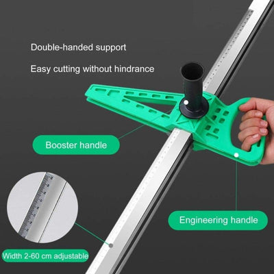 Manual Gypsum Board Cutter