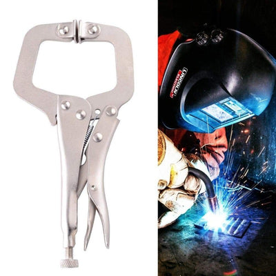 6-inch C-Clamp Plier Wrench