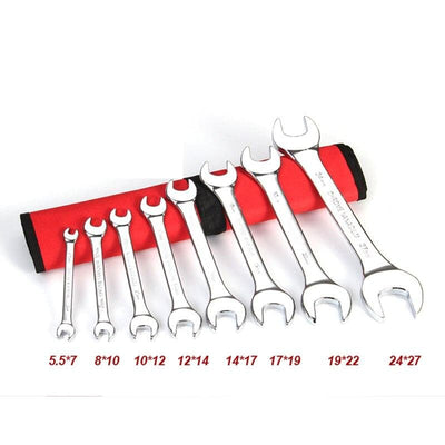14PCs Combination Wrench and Spanner Set
