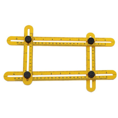 Multi-Angle Ruler Layout Tool