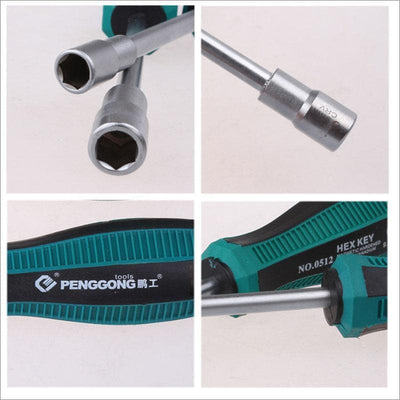 3mm-14mm Socket Wrench Screwdriver