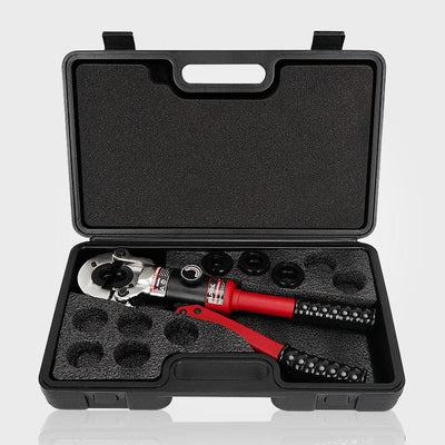Hydraulic Pex Pipe Crimping Tool with TH16/20/26/32mm dies