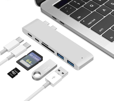 Multi-port USB-c Hub For Mac book Pro