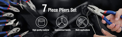 7PC Pliers Set