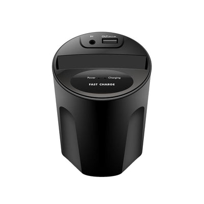 10W Wireless Charger Cup with USB Output