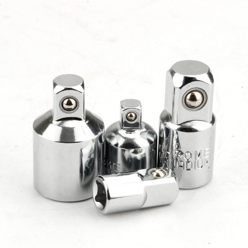4Pcs Ratchet Wrench Socket Adapter Set